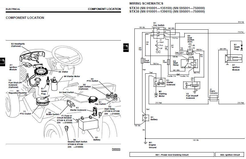 cw_0026] john deere stx wiring download diagram john deere 216 wiring diagram  iness vira mohammedshrine librar wiring 101