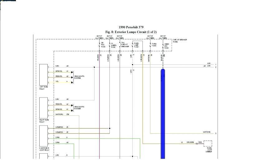 peterbilt 379 wiring diagram pto  emc network