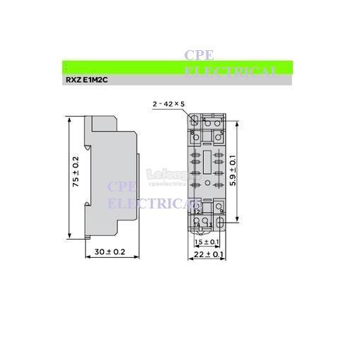 Yn 1068 Power 8 Pin Relay Diagram Wiring Diagram