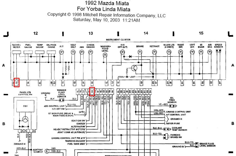 1995 Mazda Miata Wiring Diagram Dvb T System Block Diagram Tomberlins Yenpancane Jeanjaures37 Fr