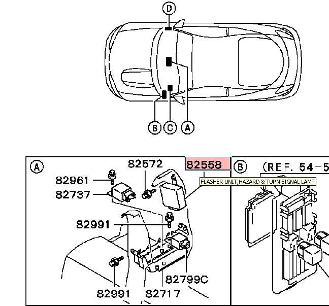 El 5283 2000 Mitsubishi Eclipse Gt Fuse Box Diagram Free Diagram