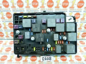 Groovy 2005 05 Chevrolet Cobalt Pursuit 2 2L Engine Fuse Relay Box 15139455 Wiring Cloud Eachirenstrafr09Org