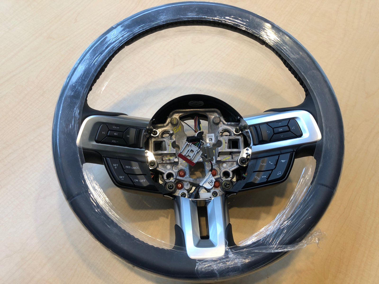 Miraculous Heated Steering Wheel Retrofit For 15 17 Completed Plus 18S And Up Wiring Cloud Eachirenstrafr09Org