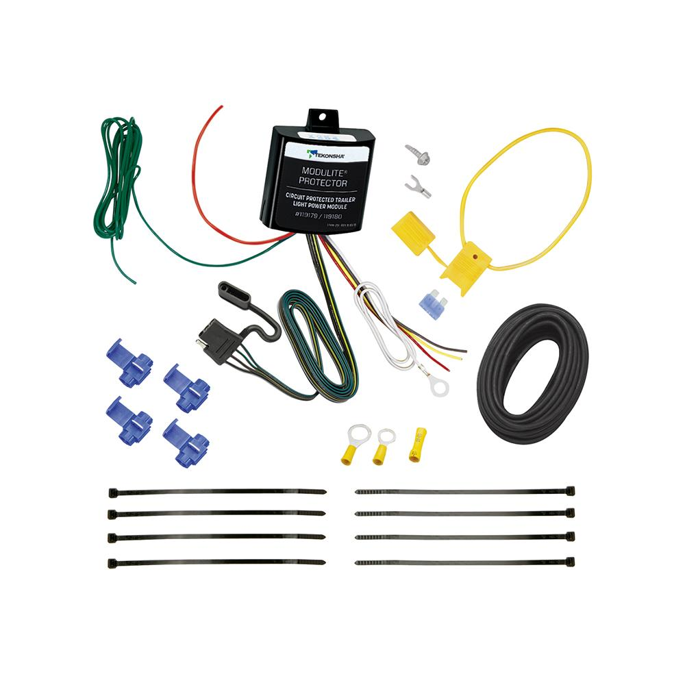 Super 05 11 Cadillac Sts 09 13 Cts V Trailer Wiring Light Kit Harness Kit Wiring Cloud Cranvenetmohammedshrineorg