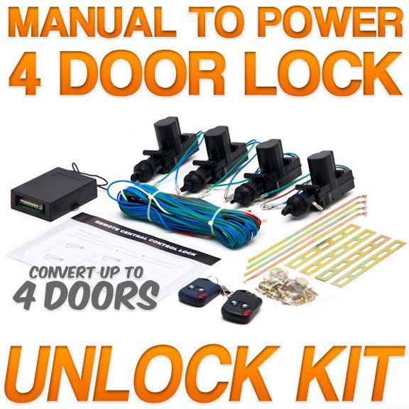 Outstanding Biltek Power Car Door Lock Unlock Kit Keyless Remote For Gmc Wiring Cloud Overrenstrafr09Org