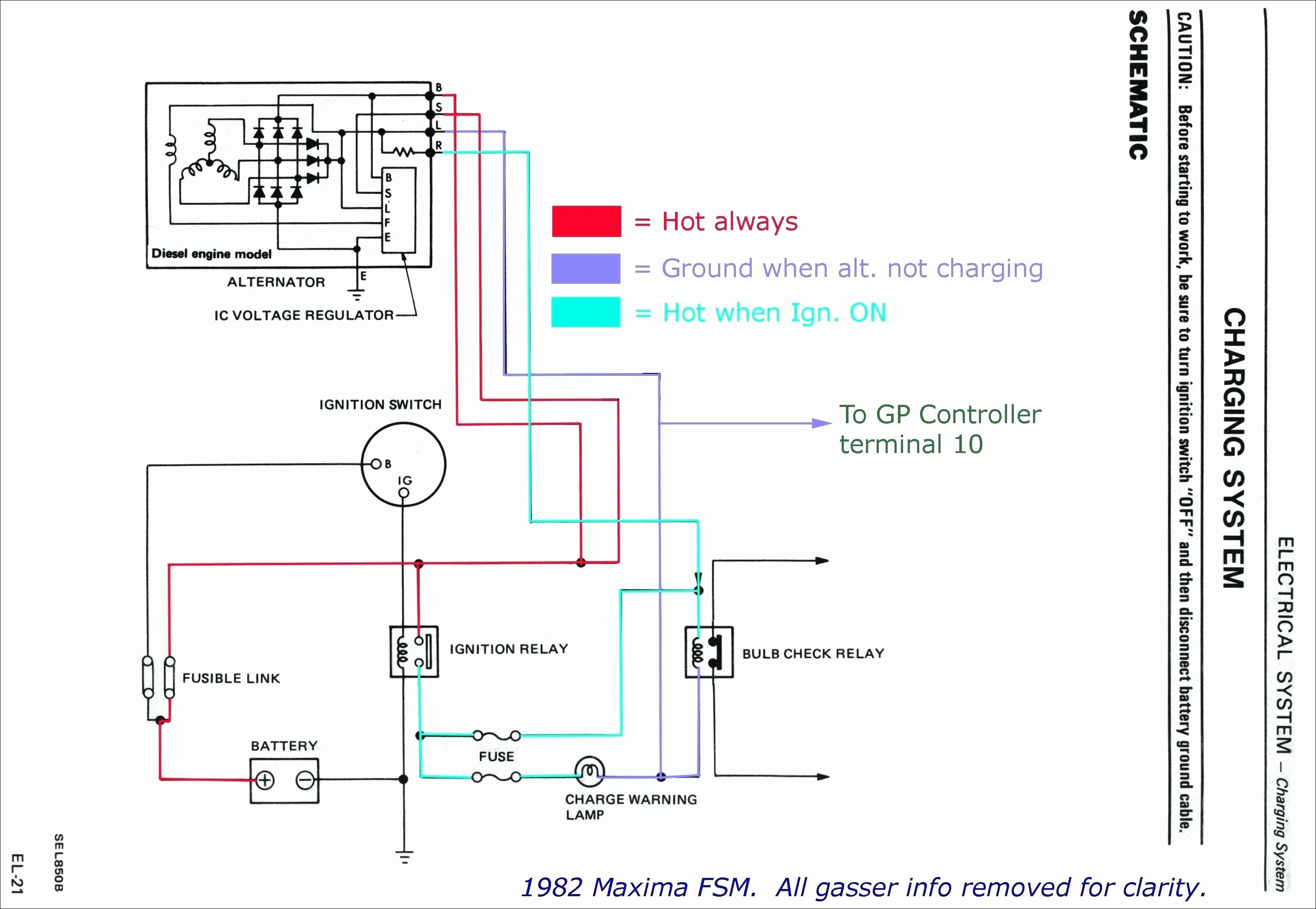 Gq Patrol Ignition Wiring Diagram