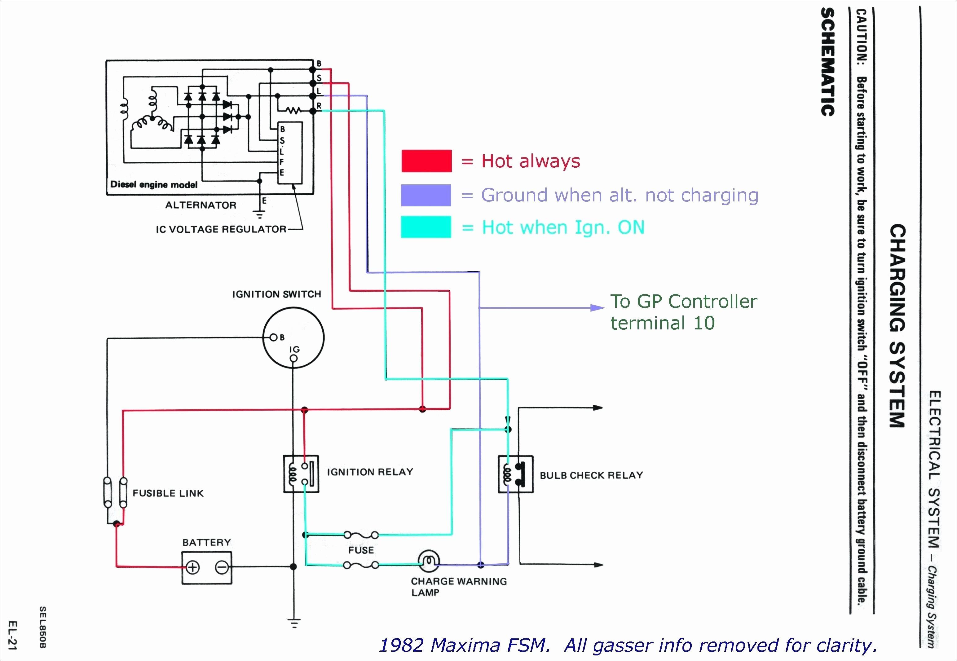 Gq Patrol Ignition Wiring Diagram