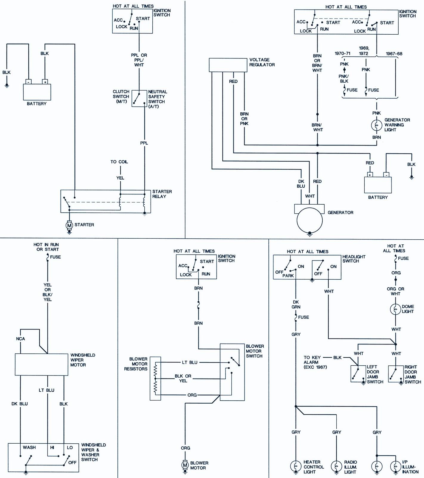 Remarkable 1968 Camaro Tach Wiring Basic Electronics Wiring Diagram Wiring Cloud Waroletkolfr09Org