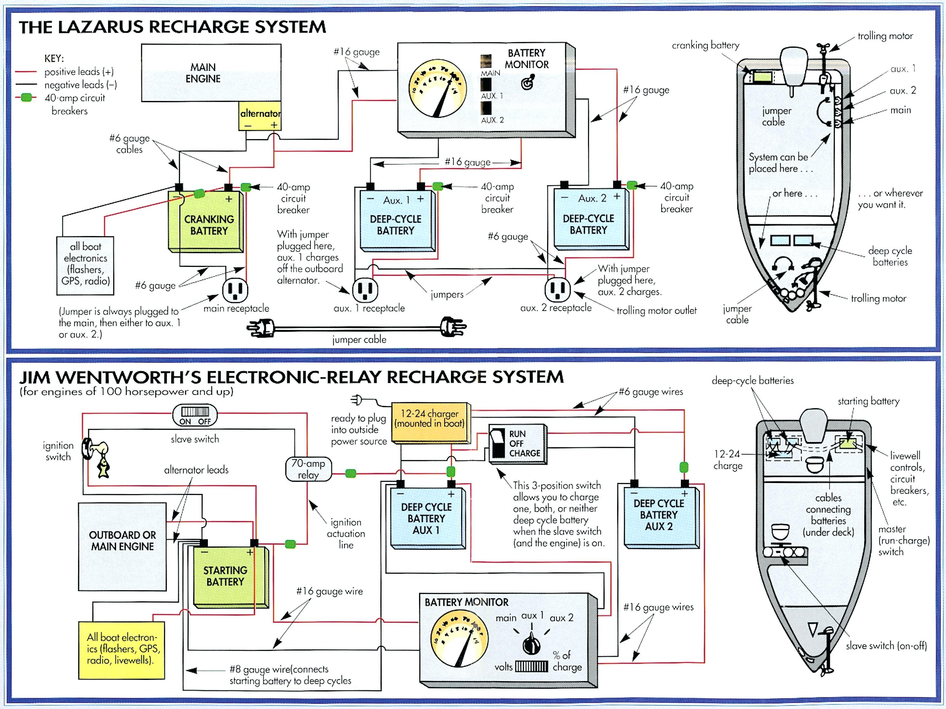 yamaha jet boat dual battery wiring diagram hw 4419  dual battery system wiring diagram for boat schematic wiring  dual battery system wiring diagram for