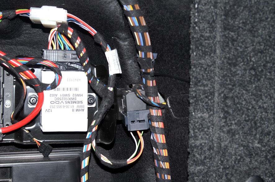 Range Rover L322 Trailer Wiring Diagram