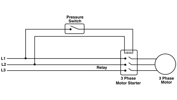 do9308 relay switch for well pump schematic wiring