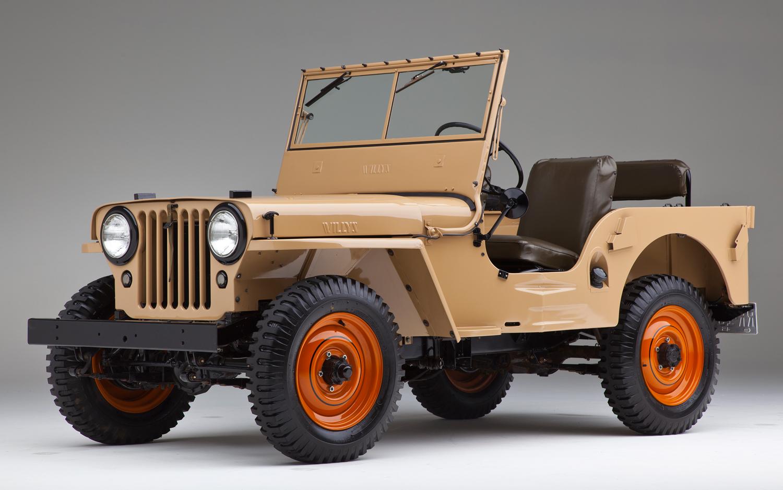 Super Classic 1945 Jeep Cj2A Motortrend Wiring Cloud Waroletkolfr09Org