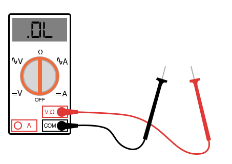 Peachy Measure Current With Multimeter On Design And Home Automation Wiring Wiring Cloud Inklaidewilluminateatxorg