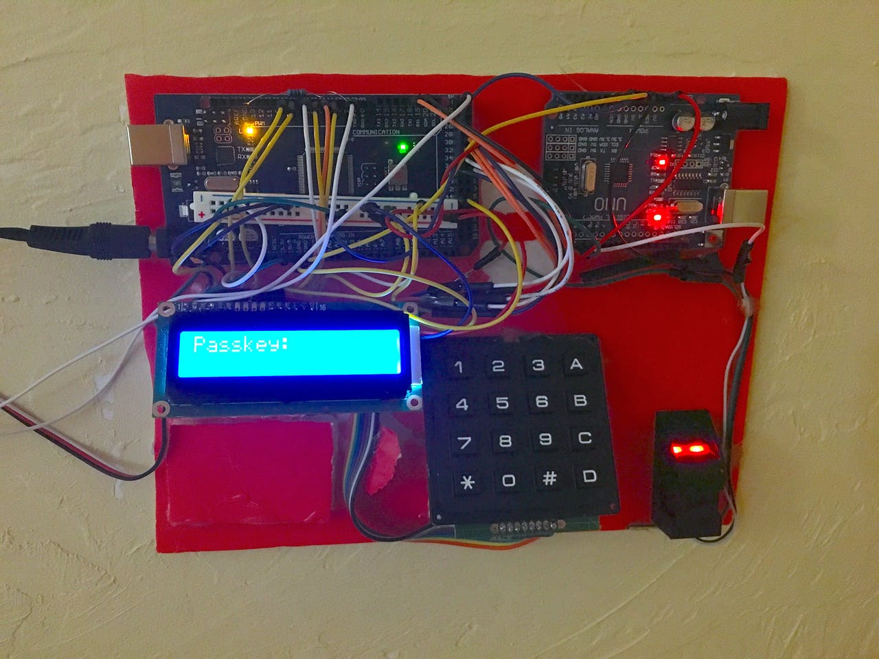 Astounding Protect Your Room With Fingerprints For Under 20 Arduino Project Hub Wiring Cloud Dulfrecoveryedborg