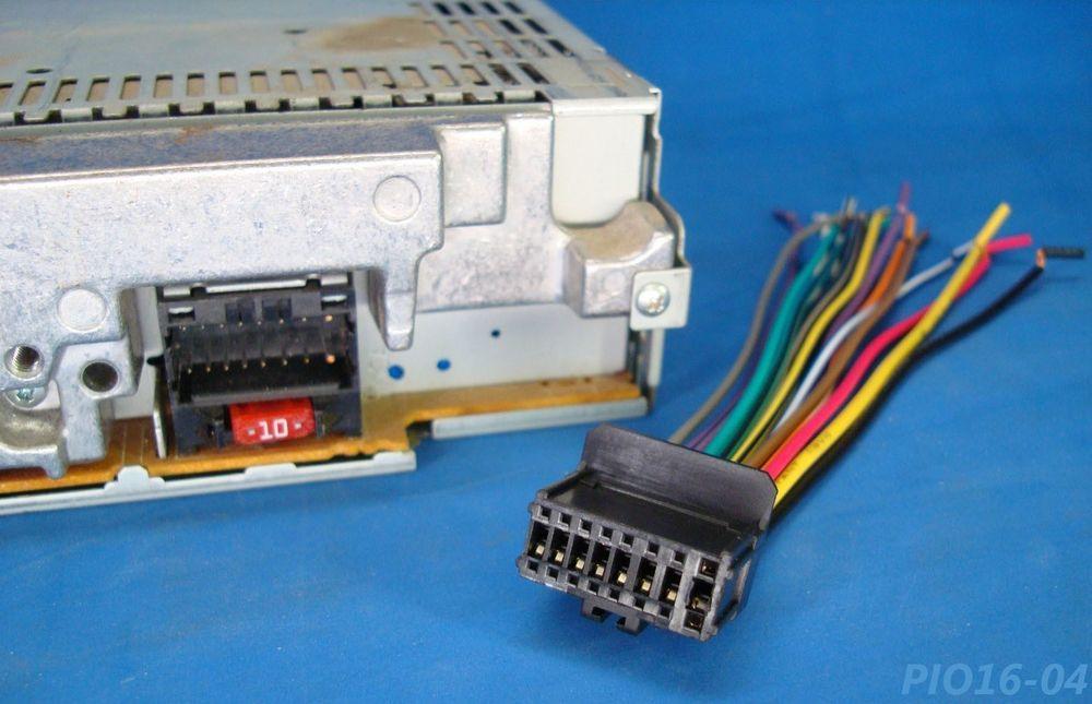 pioneer deh p4100ub wiring diagram  fuse box 2006 lincoln