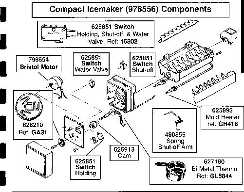 Frigidaire Ice Maker Wiring Diagram from static-cdn.imageservice.cloud