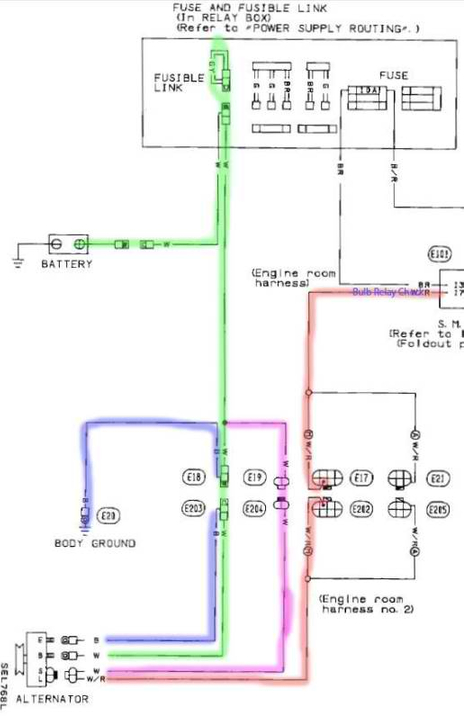Peachy S13 Alternator Wiring Question Nissan Forum Nissan Forums Wiring Cloud Lukepaidewilluminateatxorg
