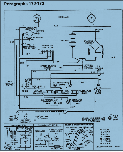 Amazing 1965 Ford 3000 Wiring Diagram Diagram Data Schema Wiring Cloud Icalpermsplehendilmohammedshrineorg