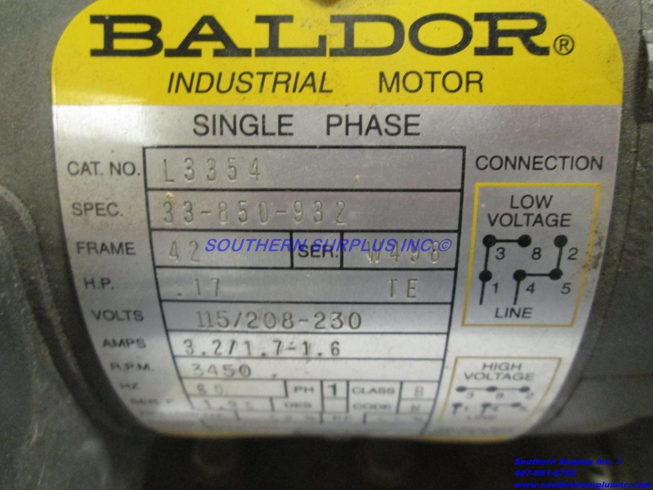 baldor brake wiring diagram td 8312  wiring diagrams for baldor motors 115 230  wiring diagrams for baldor motors 115 230