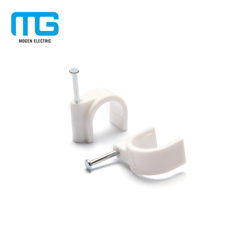 Swell China Wiring Accessories Nail Cable Clips China Cable Clips Nail Wiring Cloud Overrenstrafr09Org
