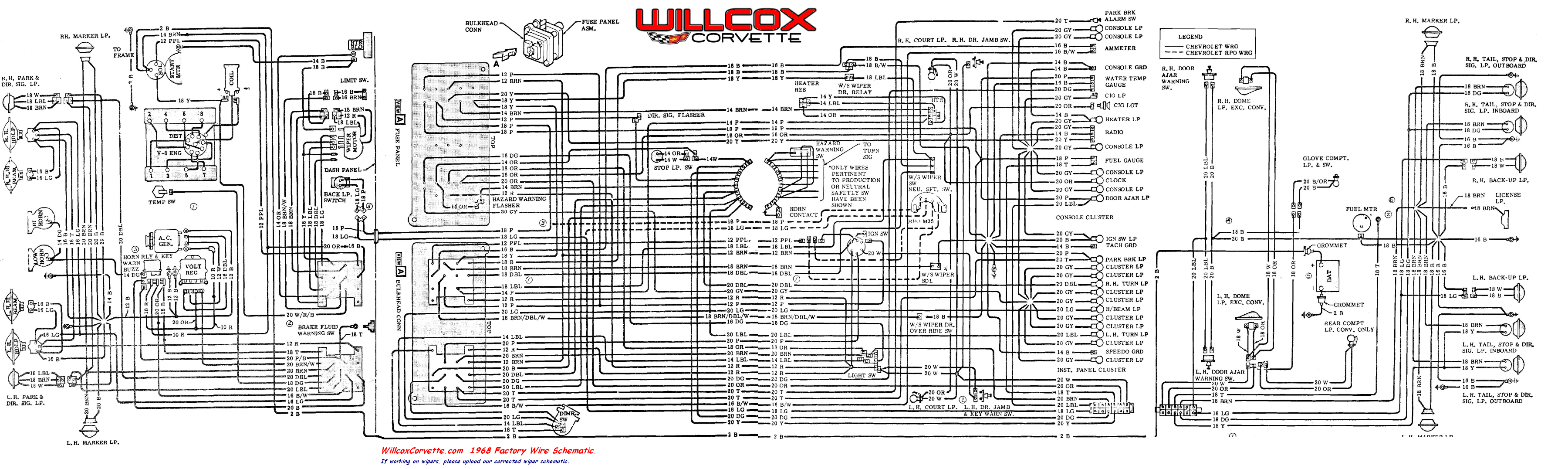 Fine Corvette Wiring Diagrams Wiring Diagram Database Wiring Cloud Intelaidewilluminateatxorg