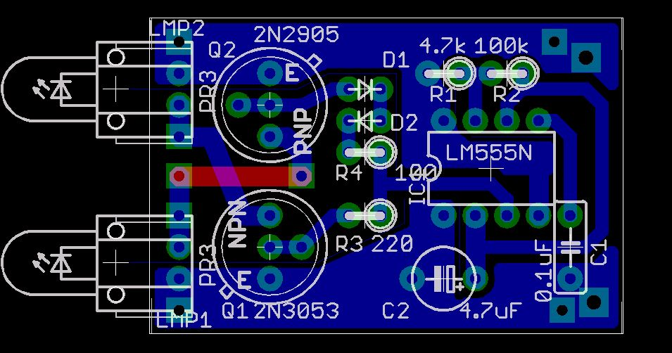 Marvelous Turn Your Eagle Schematic Into A Pcb 22 Steps With Pictures Wiring Cloud Rometaidewilluminateatxorg