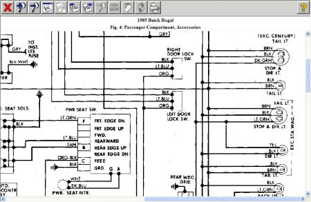 stereo wiring diagram 2002 buick century km 5136  wiring diagrams for buick regal schematic wiring  wiring diagrams for buick regal