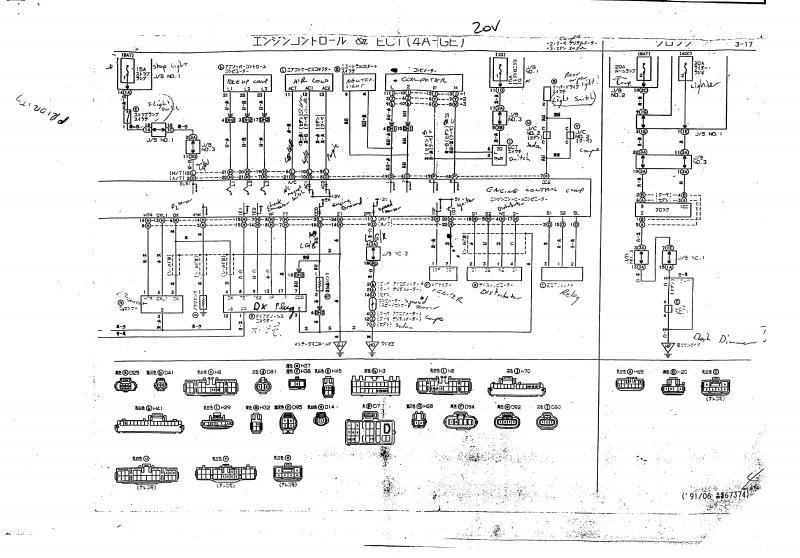 86 Mr2 Radio Wiring Diagram