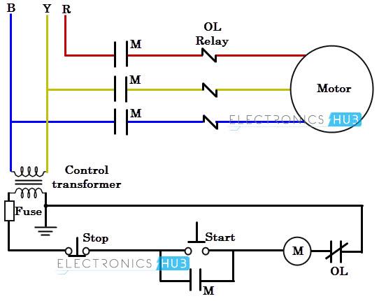 Sensational 230V 3 Phase Motor Wiring Diagram Wiring Diagram Data Wiring Cloud Uslyletkolfr09Org