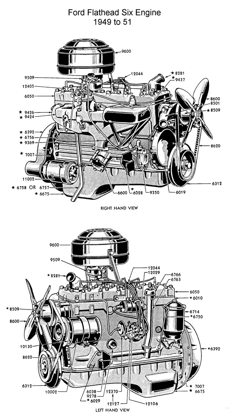 Other Car Manuals FORD SPEED MANUAL HOT ROD BOOK FLATHEAD V8 ...