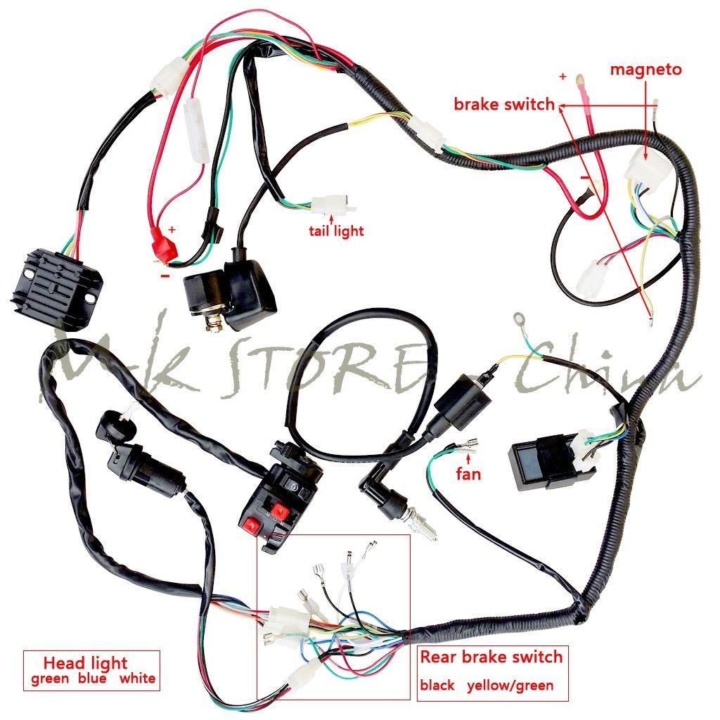 Buyang Atv 107 Wiring Plugs Scytek Car Alarm Wiring Diagram Begeboy Wiring Diagram Source