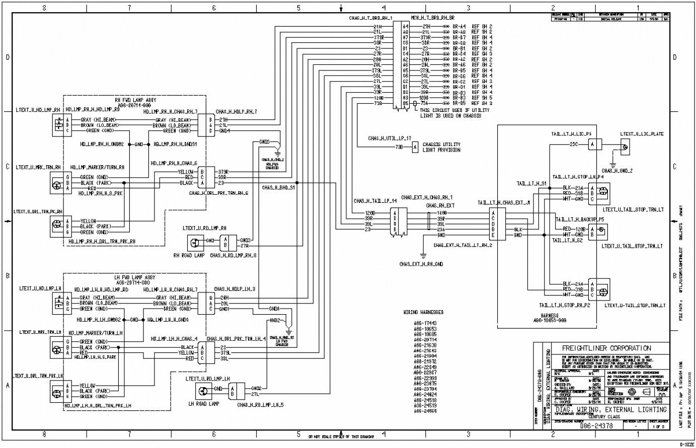 BF_8355] 2012 Freightliner Wiring DiagramIfica Eatte Mohammedshrine Librar Wiring 101