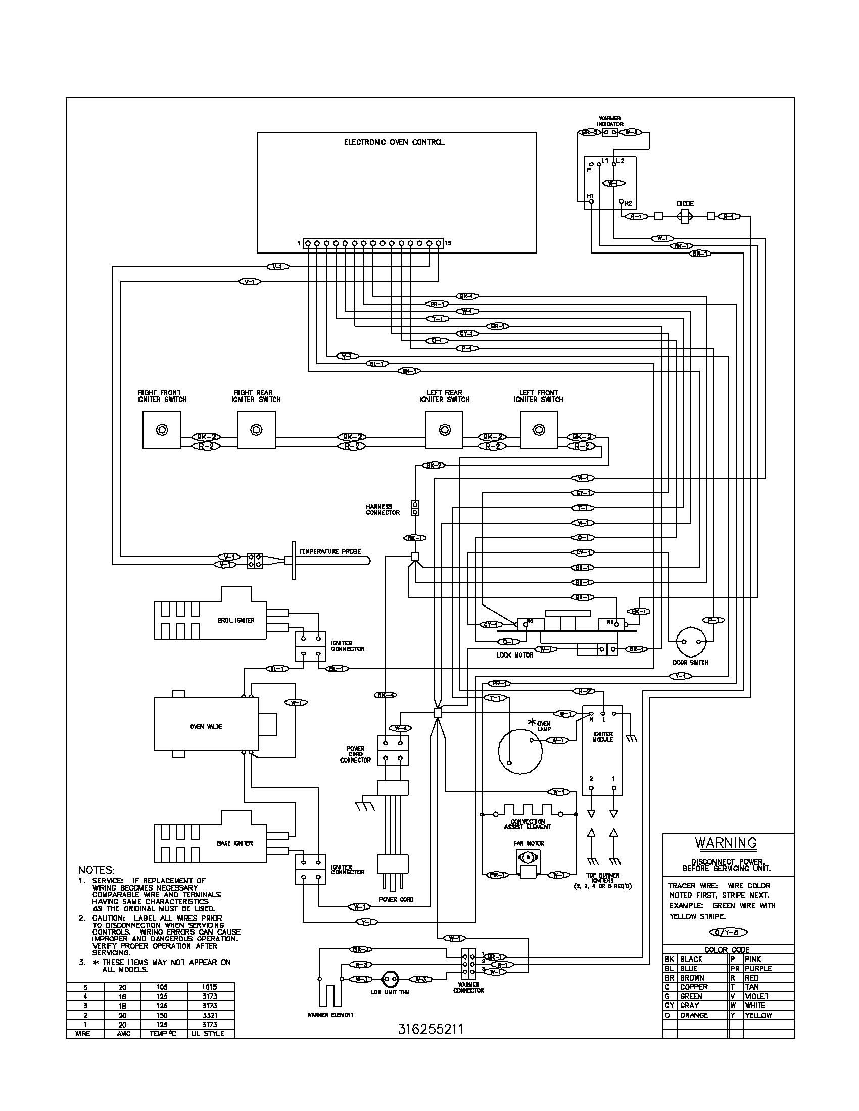 WM_7917] Plug Wiring Diagram Together With Frigidaire Gallery Electric RangeBemua Kapemie Mohammedshrine Librar Wiring 101