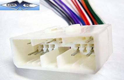 Fantastic Amazon Com Stereo Wire Harness Chevy Aveo 04 05 Car Radio Wiring Wiring Cloud Grayisramohammedshrineorg