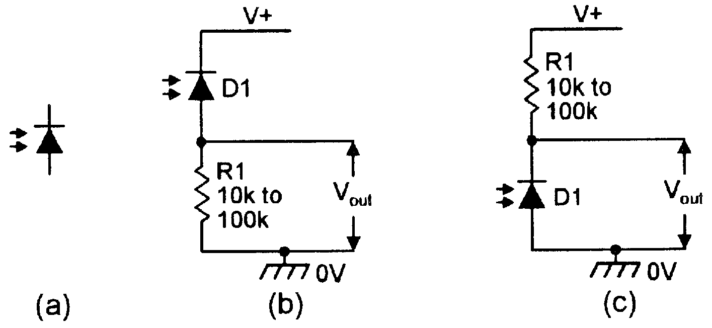 Outstanding Fig 1 My Basic Photodiode Test Circuit Basic Electronics Wiring Wiring Cloud Rometaidewilluminateatxorg