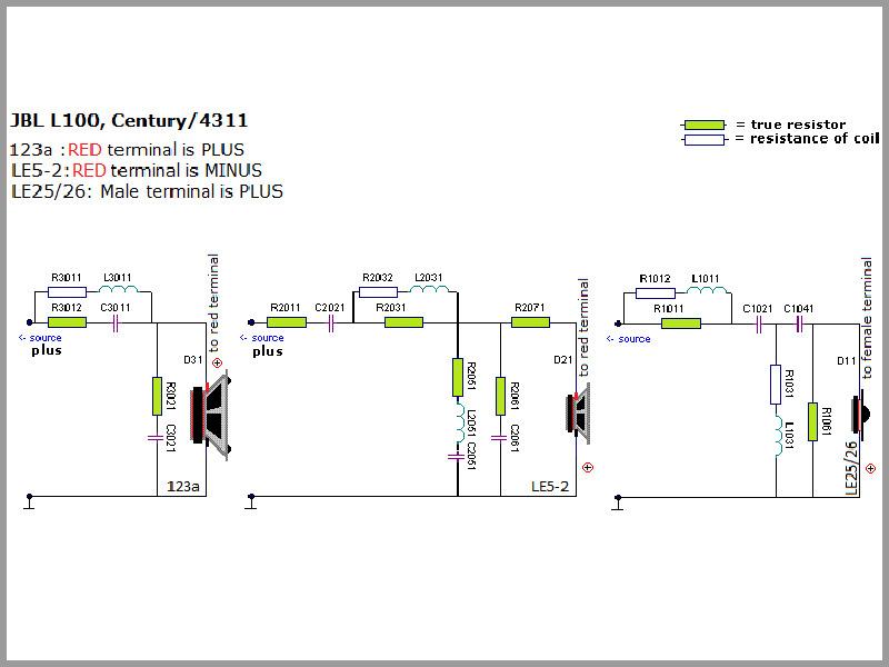 Al 1076  Crossover Schematics Free Diagram