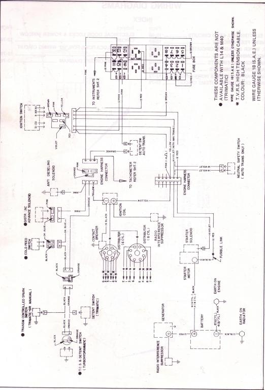 Vk Commodore V8 Wiring Diagram