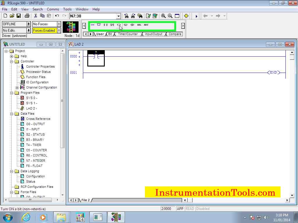 Miraculous Allen Bradley Rslogix 500 Plc Programming Instrumentation Tools Wiring Cloud Hemtegremohammedshrineorg