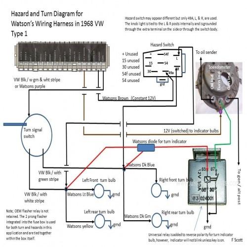 1970 vw beetle wiring harness zy 0865  1970 vw turn signal wiring diagram download diagram  1970 vw turn signal wiring diagram