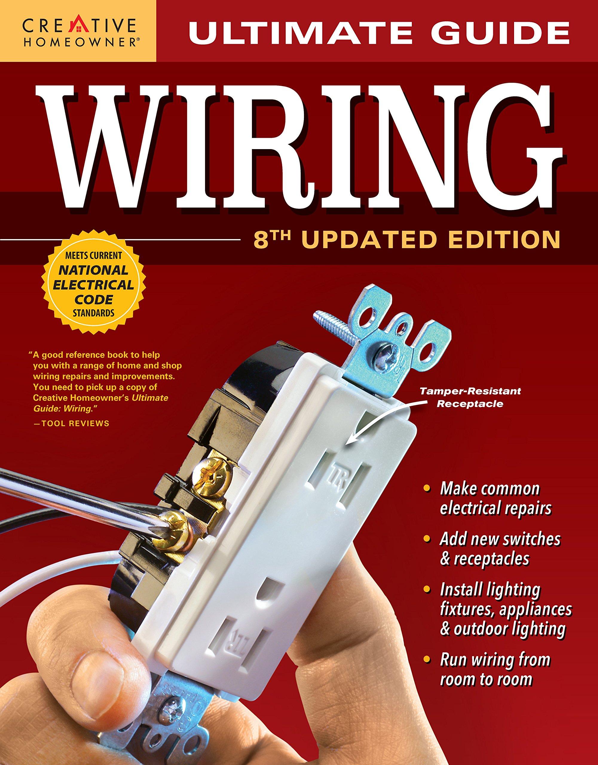 Miraculous Ultimate Guide Wiring 8Th Updated Edition Creative Homeowner Diy Wiring Cloud Rdonaheevemohammedshrineorg