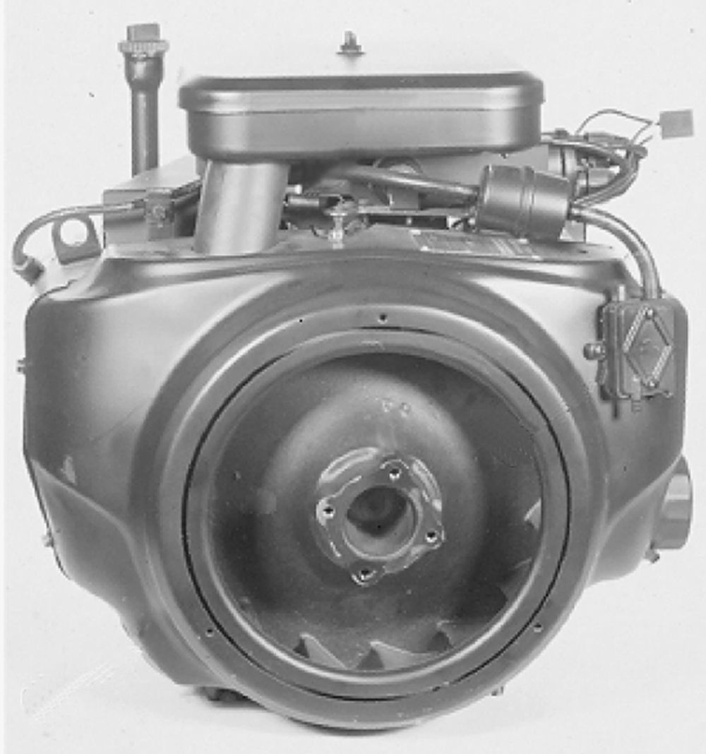 Onan Twin Cylinder Engine