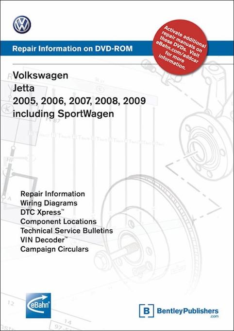 Pleasing Vw Jetta Repair Manual 2005 2009 On Dvd Rom Bentley Wiring Cloud Hisonepsysticxongrecoveryedborg