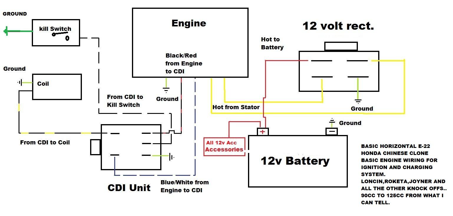 40 Cc Loncin Atv Wiring Diagram   40 Ktm Xc W 40 Wiring Diagram ...