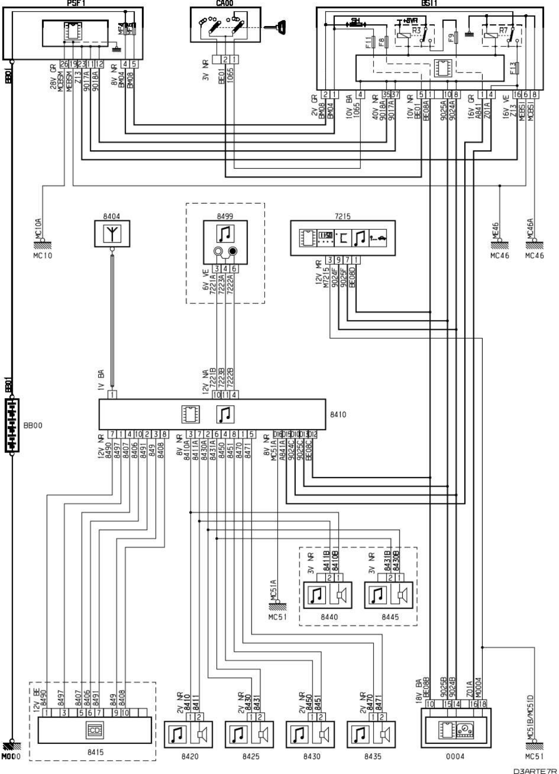 Wiring Diagram Suzuki Wagon R K10aWiring Database