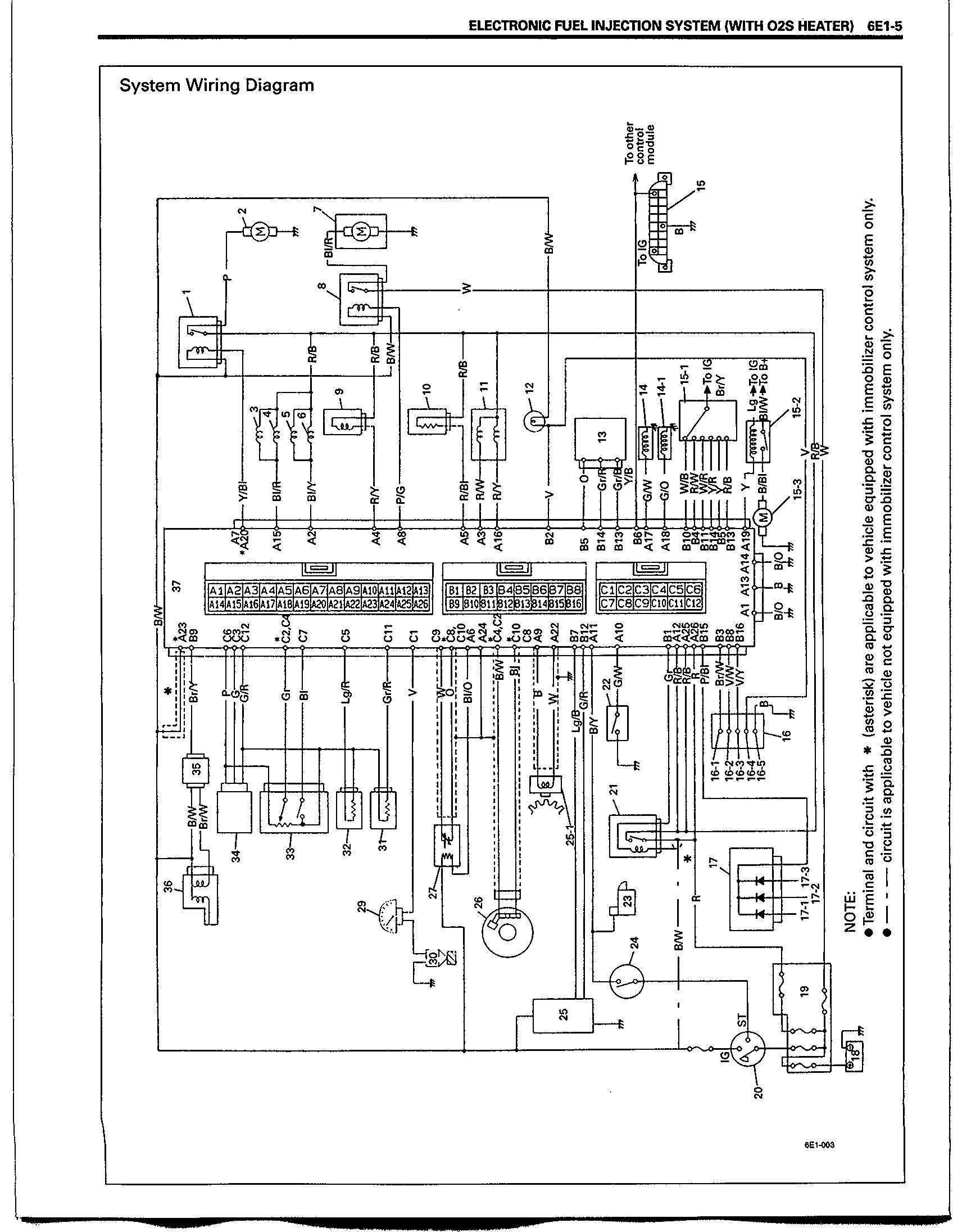 Wiring Diagram Suzuki Wagon R K10aWiring Database