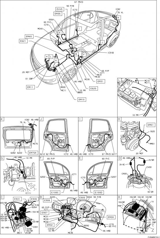 Peugeot 306 Wiring Diagram Central Locking