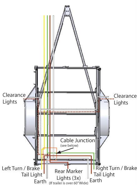 Lighting Circuit Diagram Junction Box