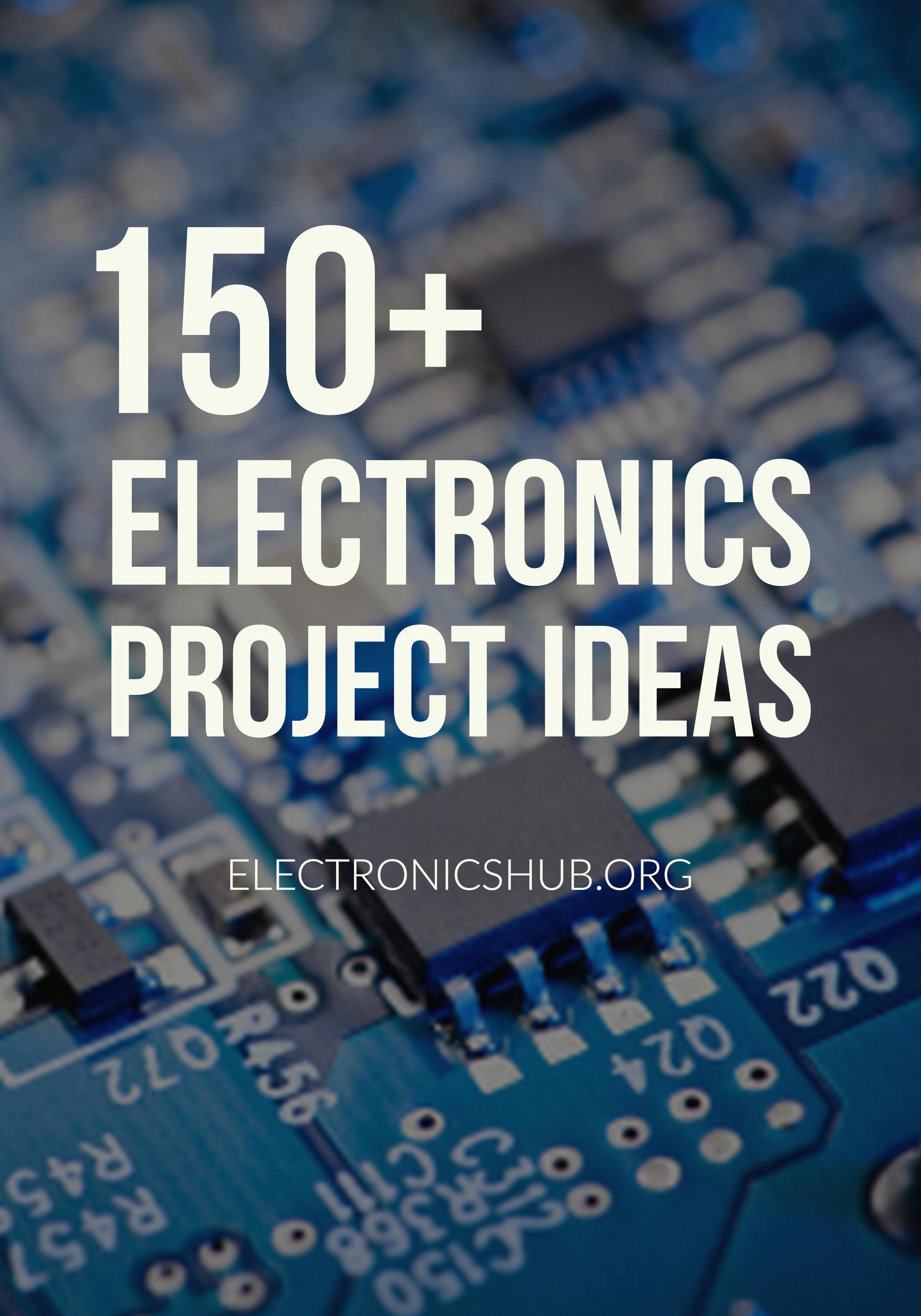 Enjoyable 150 Electronics Projects For Engineering Students Wiring Cloud Biosomenaidewilluminateatxorg