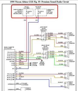 Strange 2000 Nissan Quest Radio Wiring Wiring Diagram Online Wiring Cloud Rineaidewilluminateatxorg