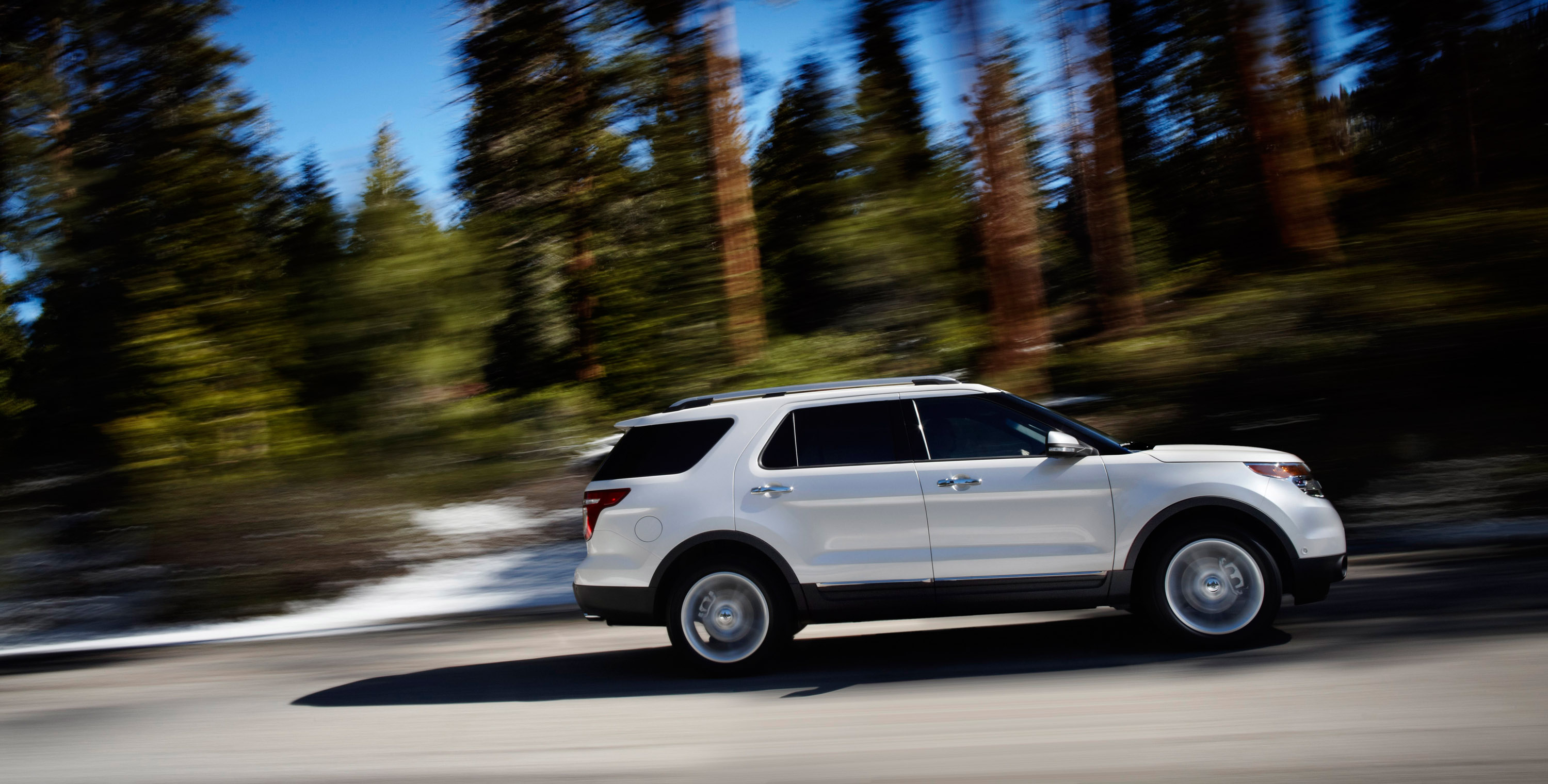 Astonishing 2011 Ford Explorer Earns Iihs Top Safety Pick Video Wiring Cloud Timewinrebemohammedshrineorg